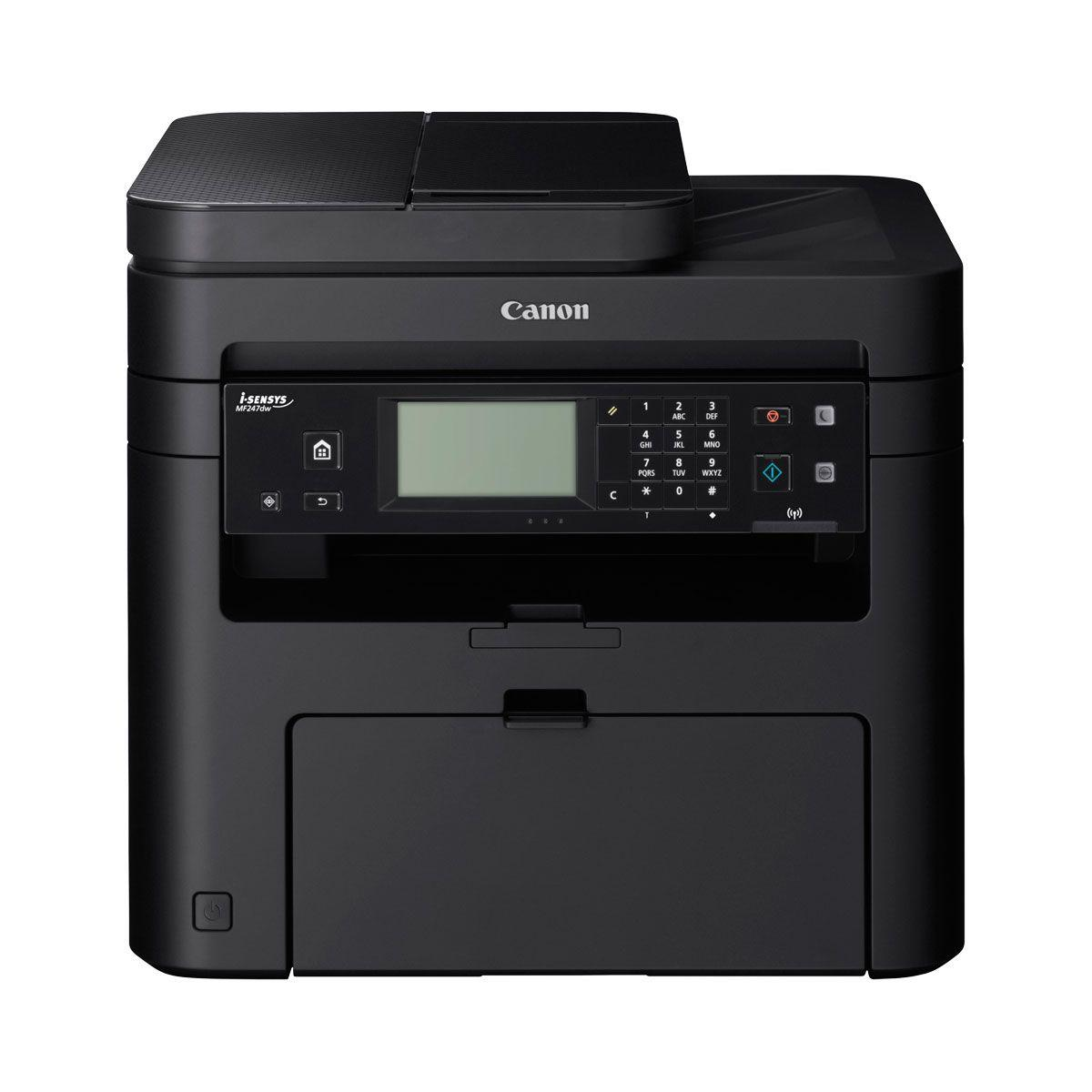 Imprimante canon i-sensys mf247dw - 15% de remise imm�diate avec le code : wd15 (photo)