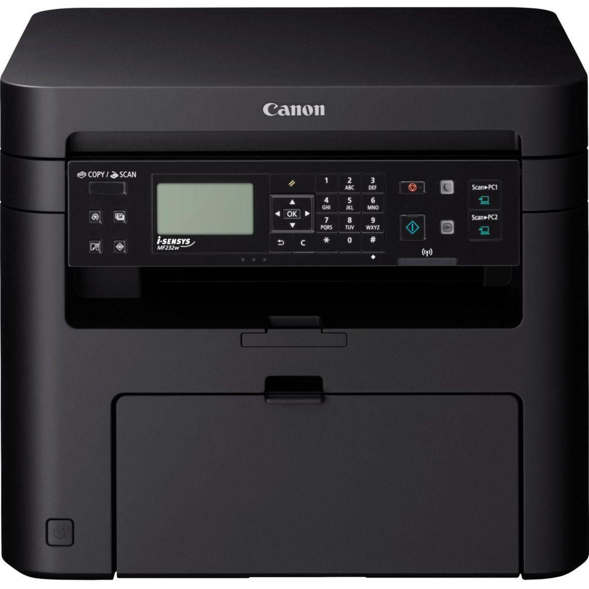 Imprimante canon i-sensys mf232w - 15% de remise imm�diate avec le code : wd15 (photo)