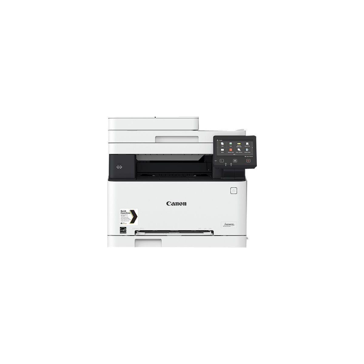 Imprimante canon i-sensys mf633cdw - 20% de remise imm�diate avec le code : paques20 (photo)