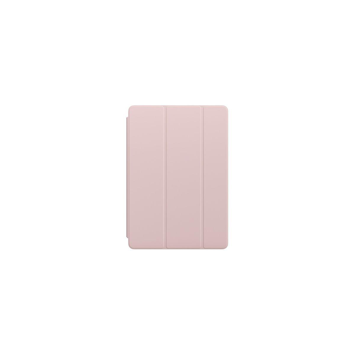 Etui tablette apple smart cover ipad pro 10.5 rose sable (photo)