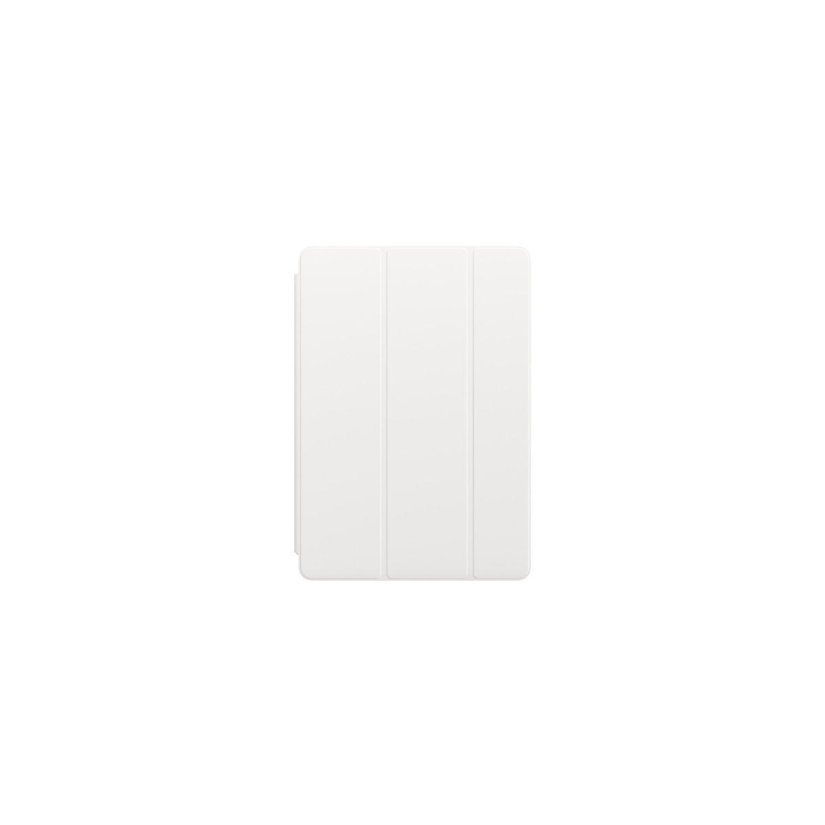 Etui tablette apple smart cover ipad pro 10.5 blanc - livraison offerte : code liv (photo)