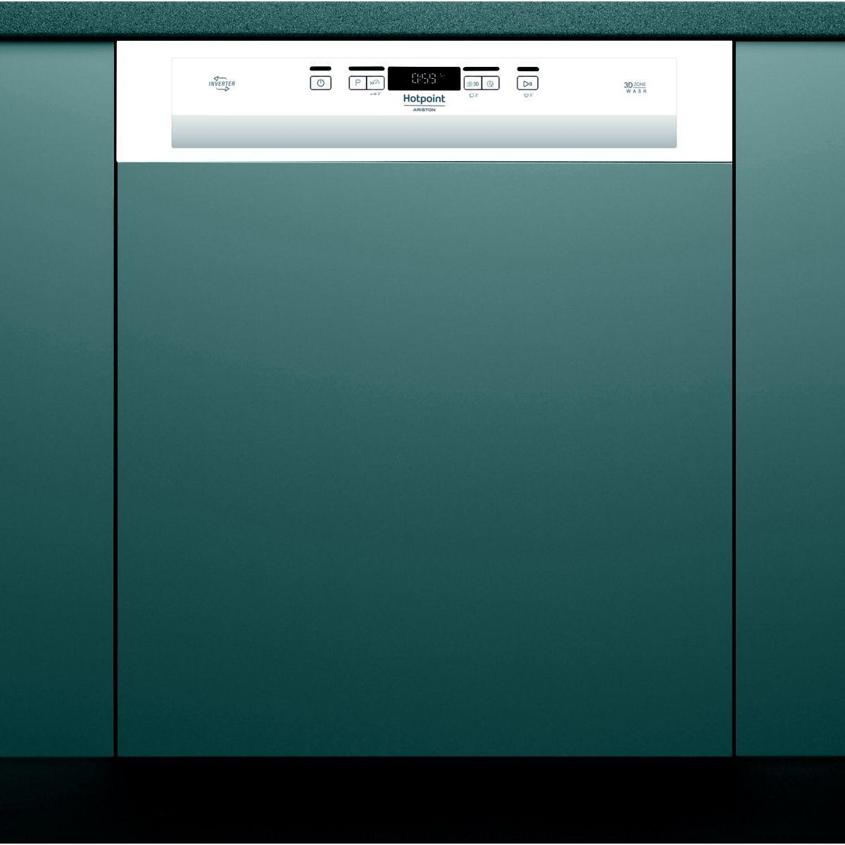 Lave vaisselle encastrable hotpoint hbo3t21w - livraison offer...