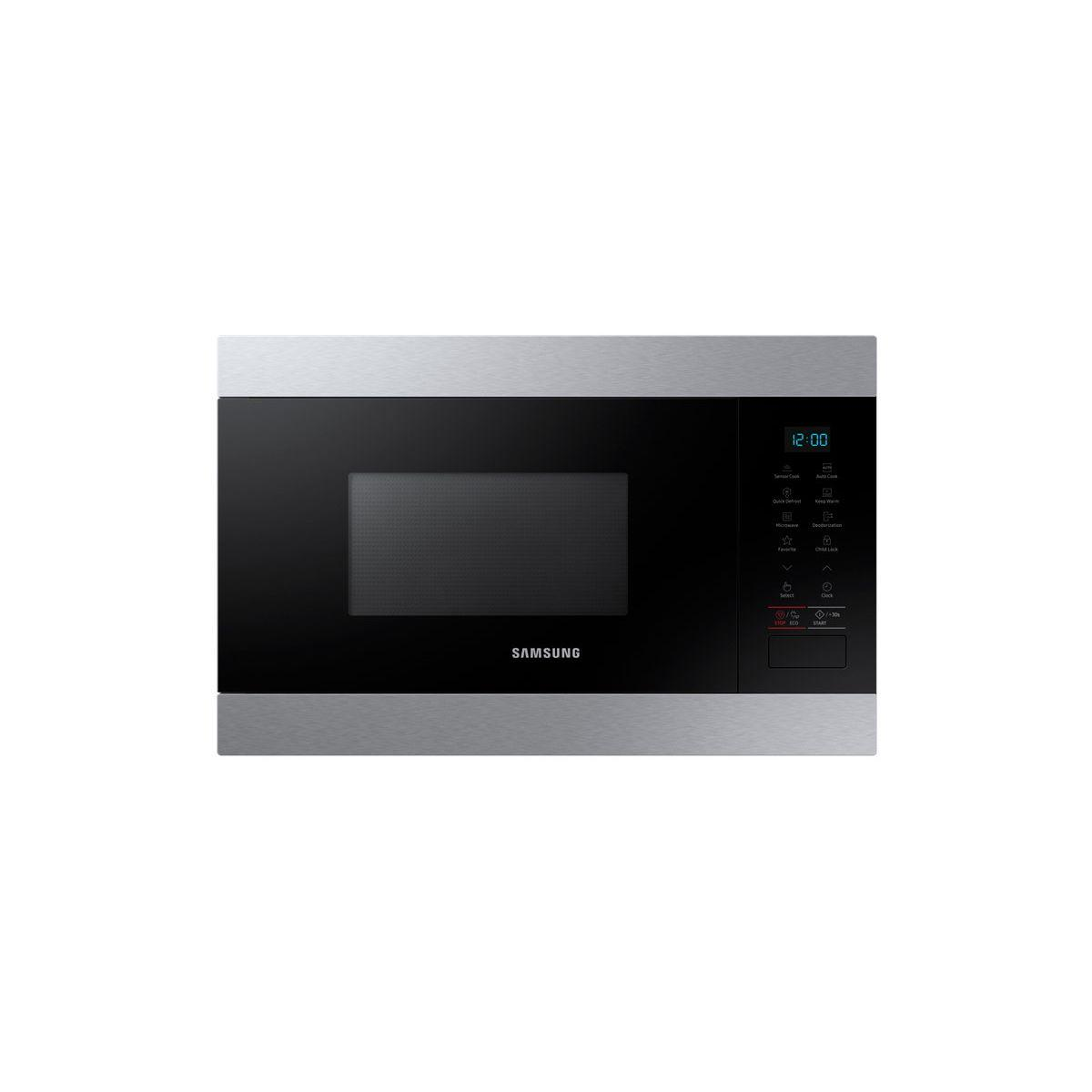Micro ondes encastrable samsung ms22m8074at - livraison offerte : code livp (photo)