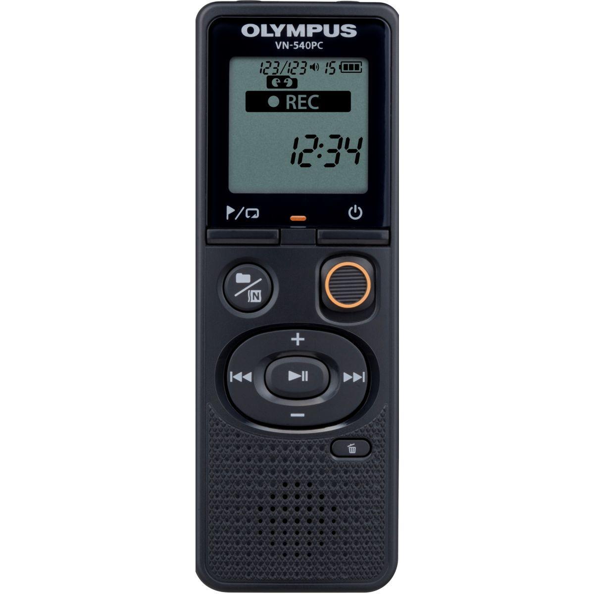 Dictaphone olympus vn-540 - 20% de remise immédiate avec le code : cool20 (photo)
