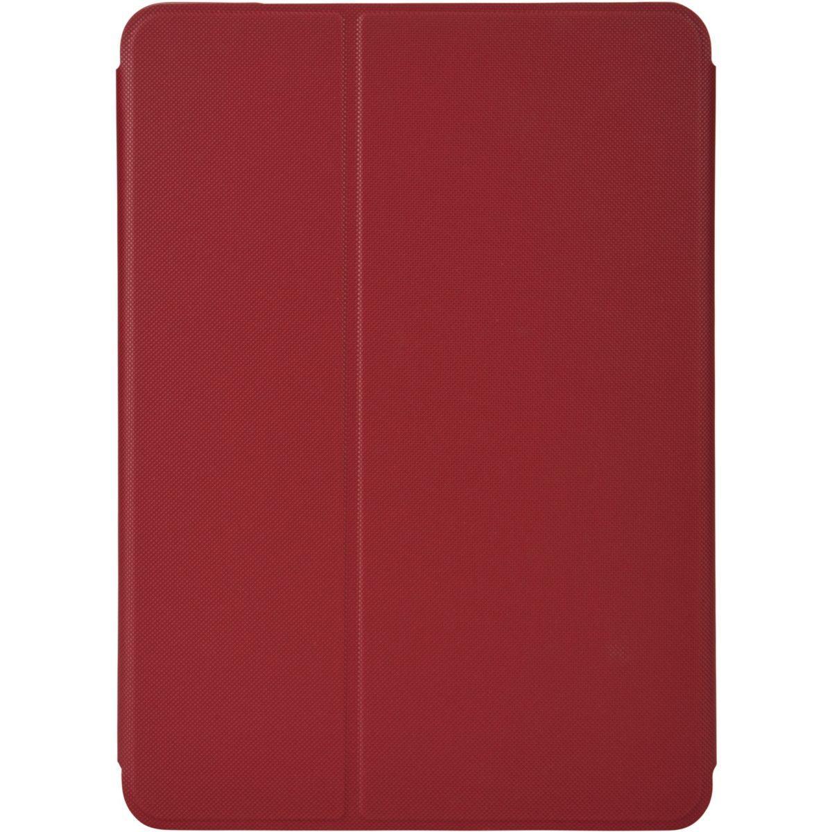 Etui tablette caselogic ipad 9,7 rouge/ air 2/ pro 9.7 - livraison offerte : code premium (photo)