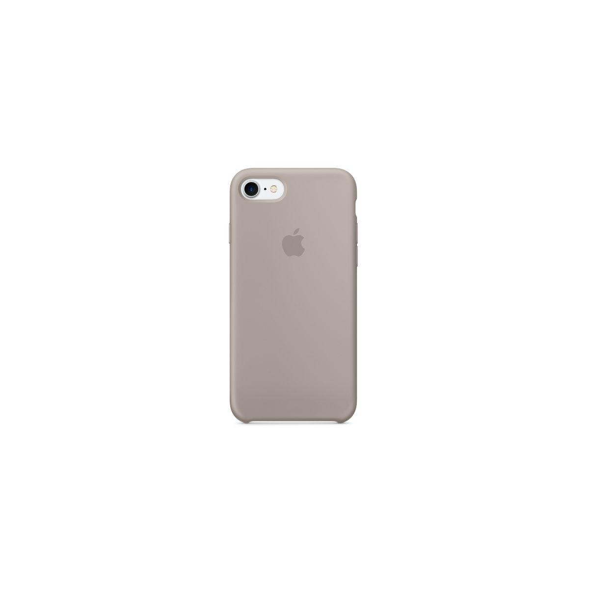 Coque apple iphone 7 silicone galet