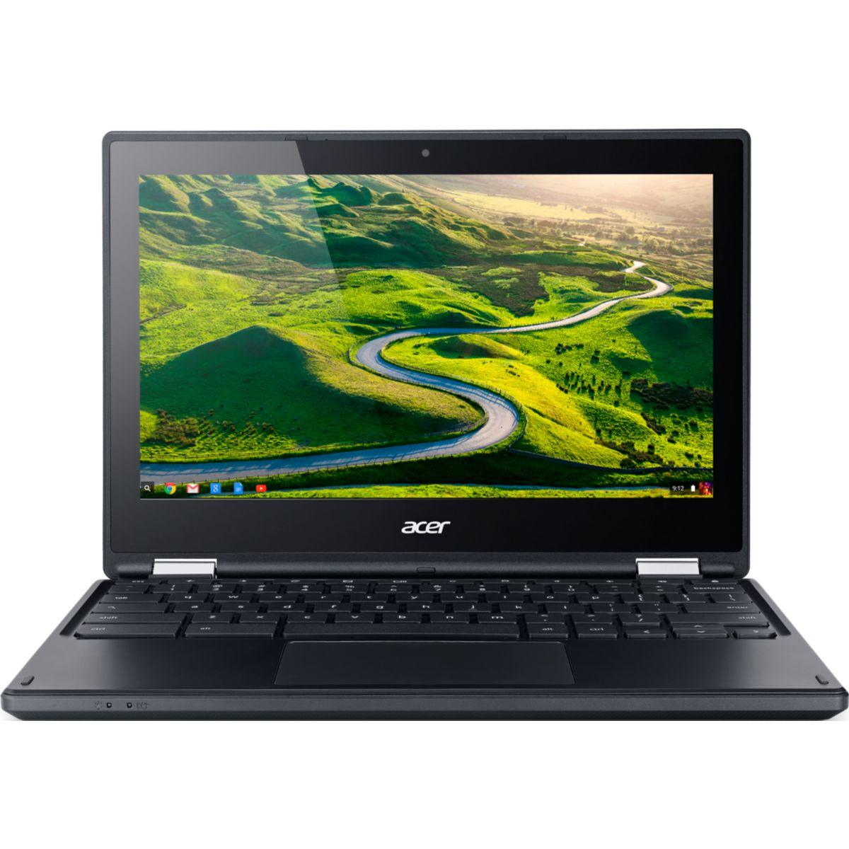 Chromebook acer r11 c738t-c4je (photo)