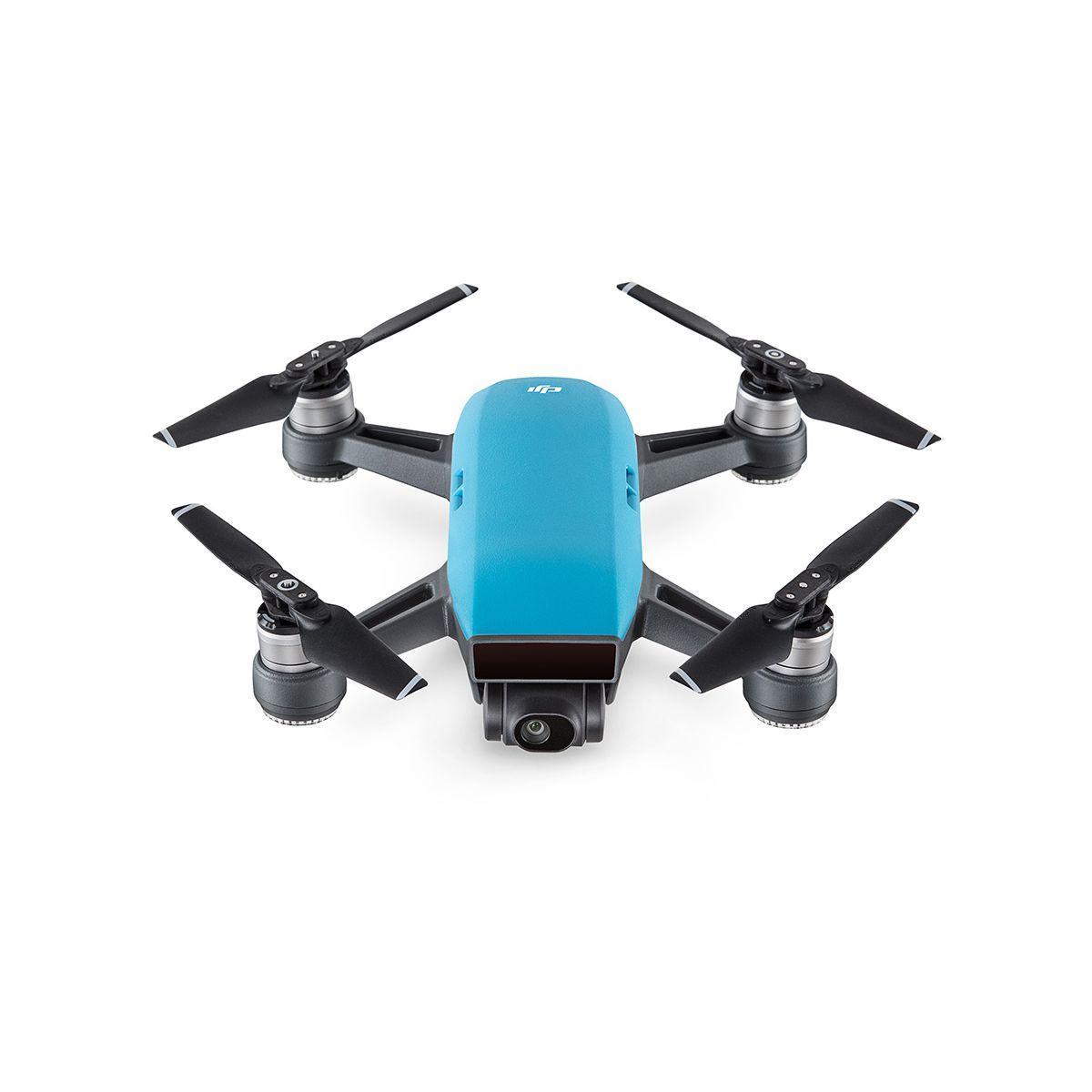 Drones dji spark fly more combo bleu - 10% de remise imm�diate avec le code : paques10 (photo)