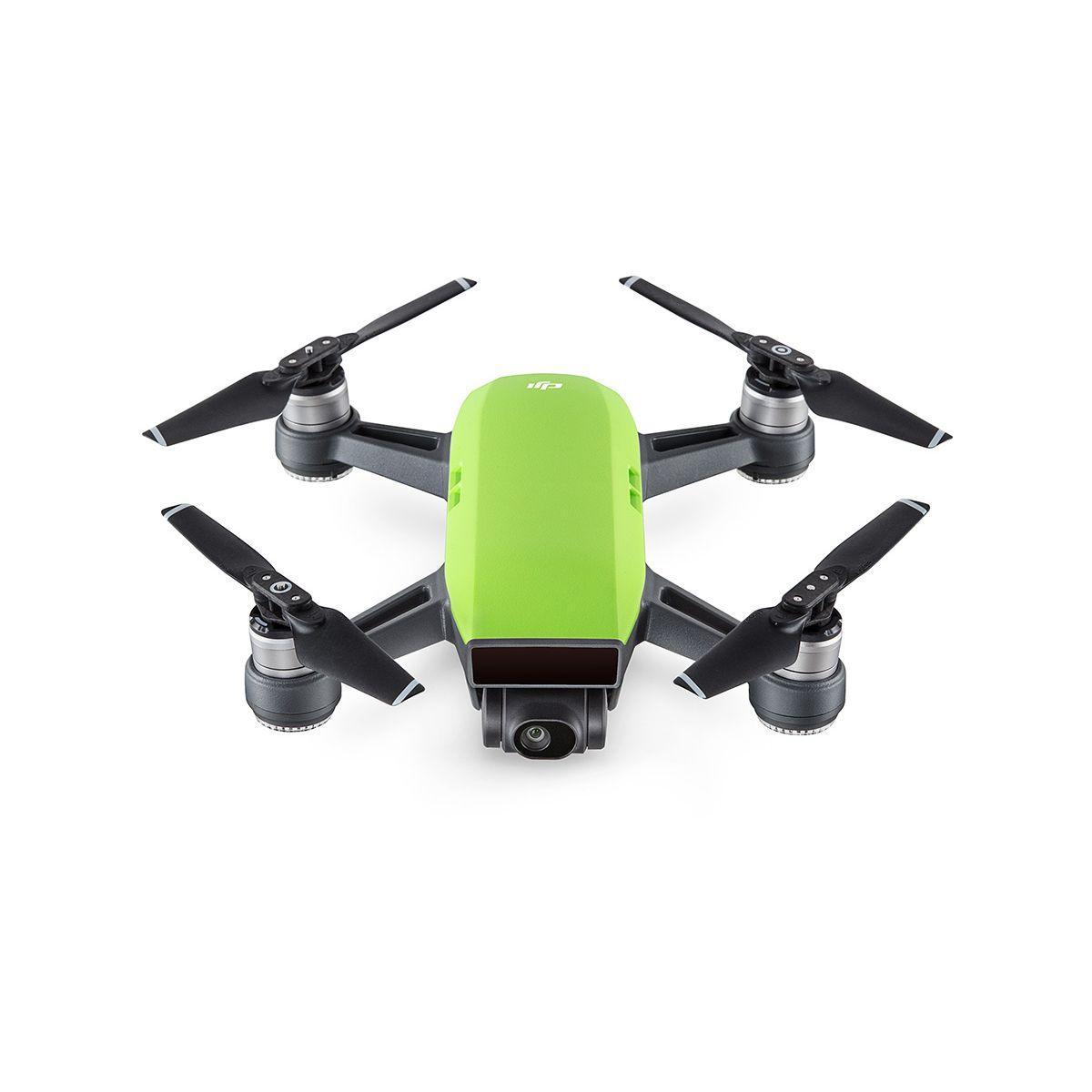 Drones dji spark vert - 10% de remise imm�diate avec le code : paques10 (photo)