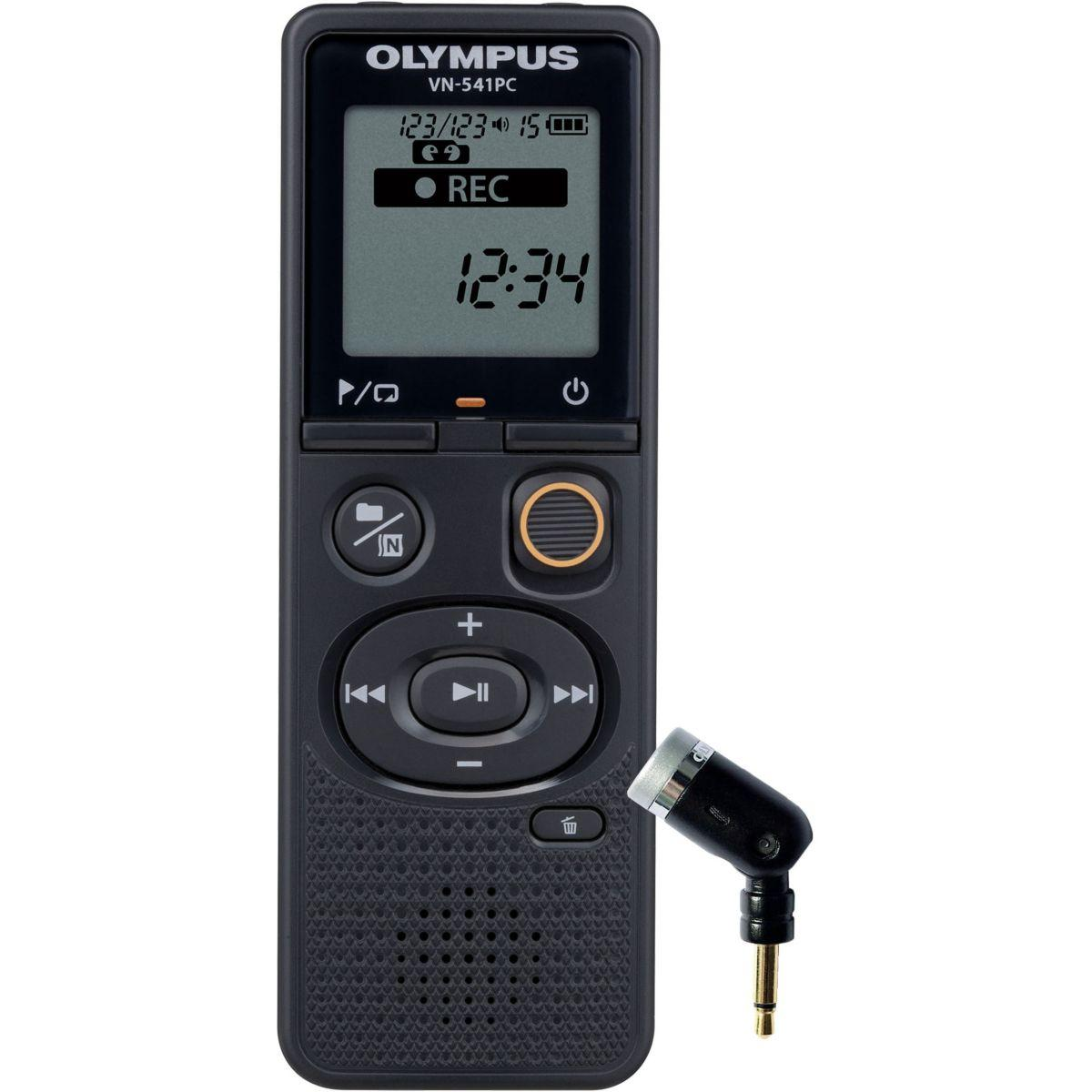 Dictaphone olympus vn-541pc + microphone me-52