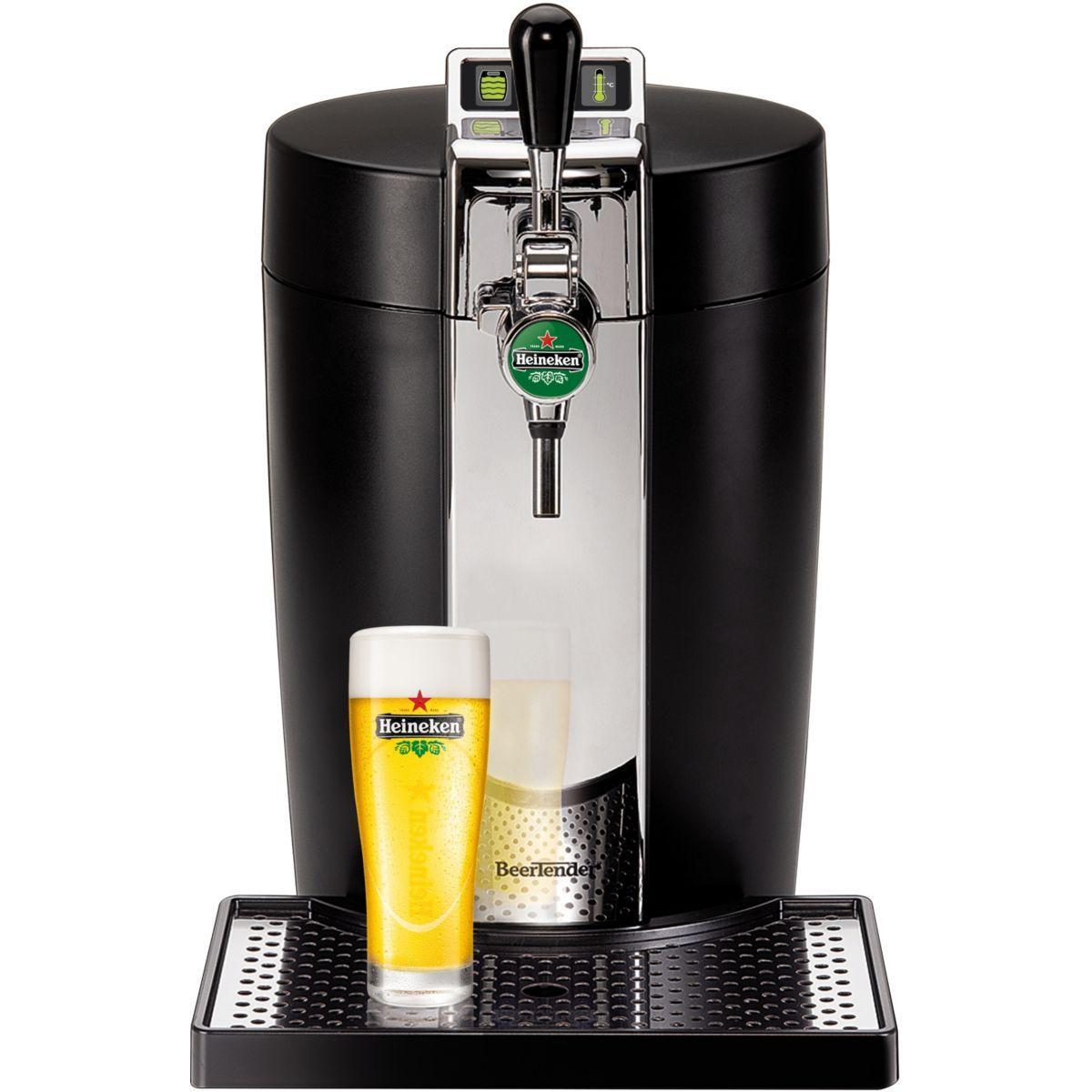 Tireuse � bi�re krups yy2932fd beertender noir - livraison offerte : code premium (photo)