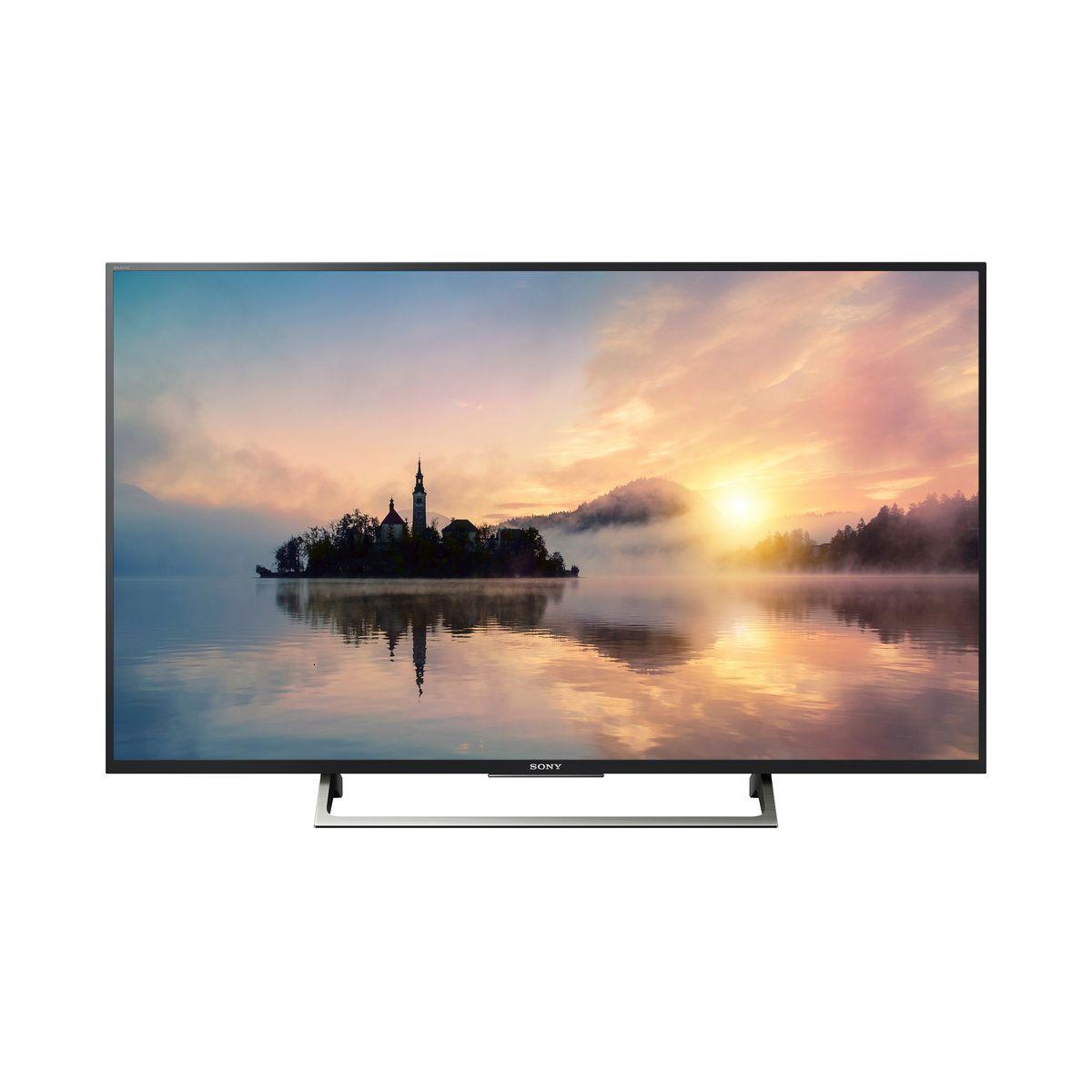 Tv led sony kd43xe7096 - livraison offerte : code liv