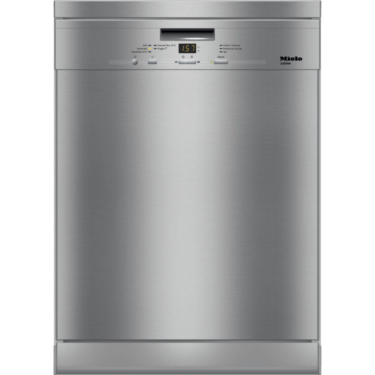 Lave vaisselle 60 cm miele g 4942 sc front inox - livraison offerte : code livp (photo)