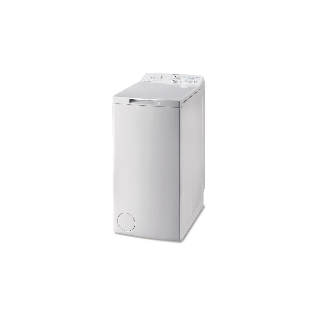 Lave linge top indesit btwca51052(fr) - 10% de remise imm�diate avec le code : gam10 (photo)