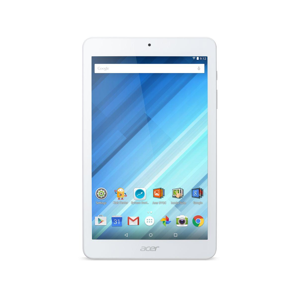 Tablette acer iconia one 8 b1-850-k887 (photo)