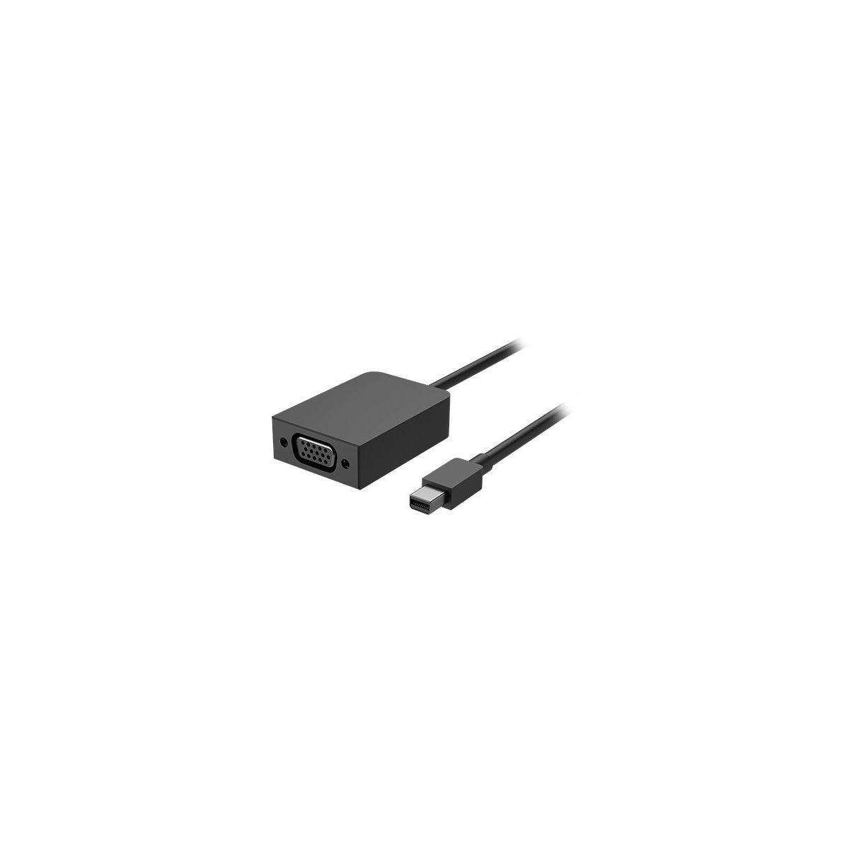 Adaptateur microsoft mini displayport vg - livraison offerte : code liv (photo)