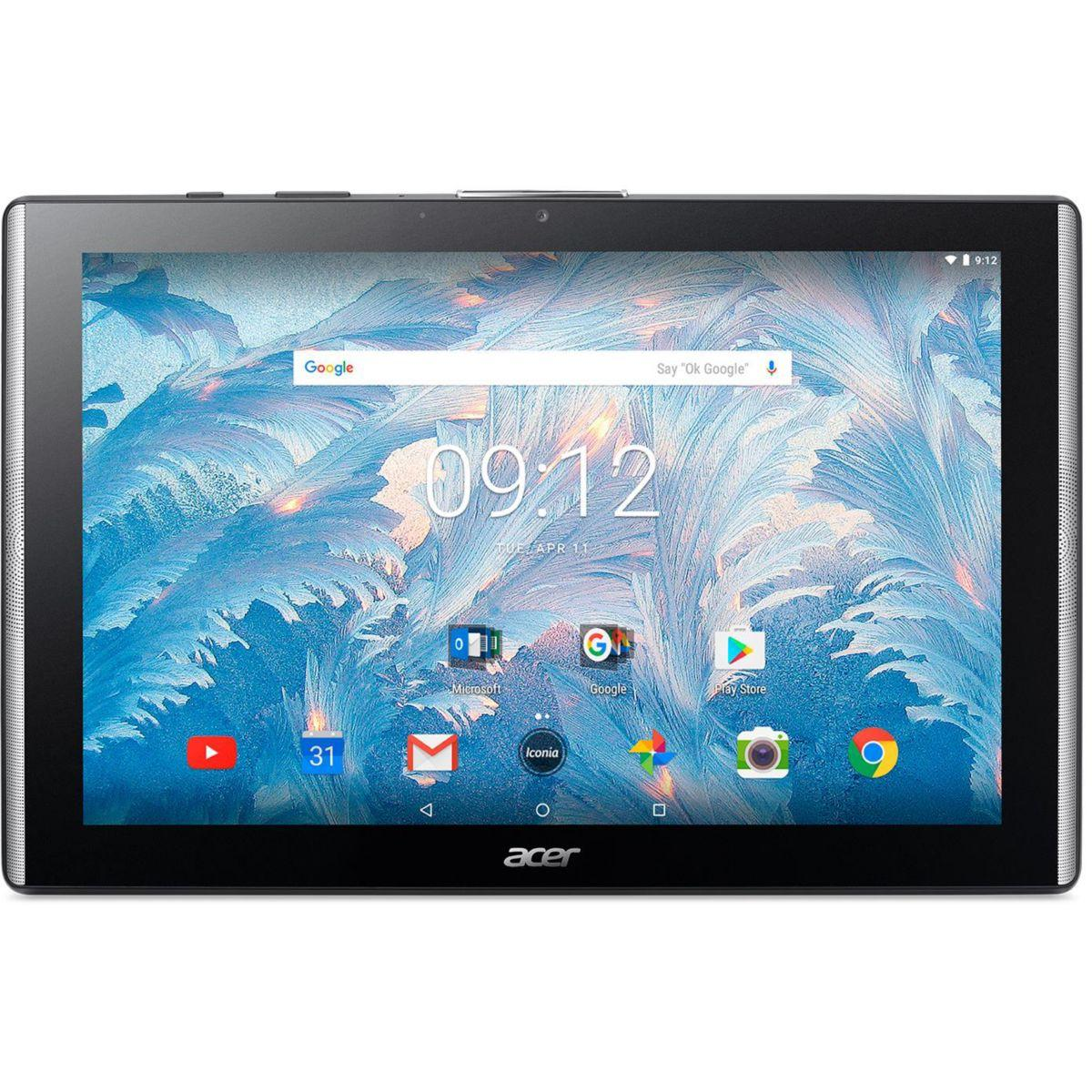Tablette acer iconia one 10 b3-a40fhd-k0 - livraison offerte : code liv (photo)