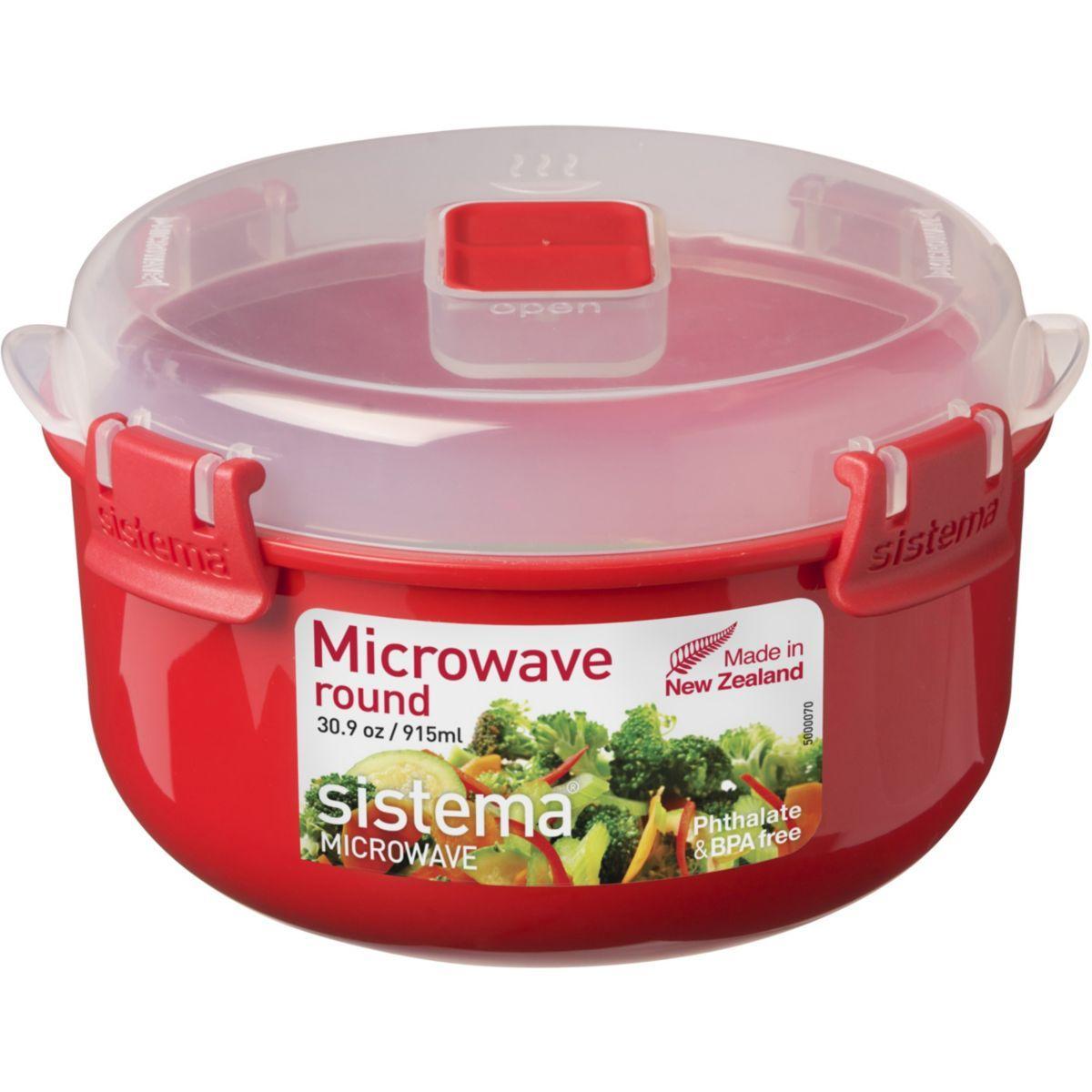 Bo�te sistema cuit vapeur pour micro onde 1l - 10% de remise imm�diate avec le code : automne10 (photo)