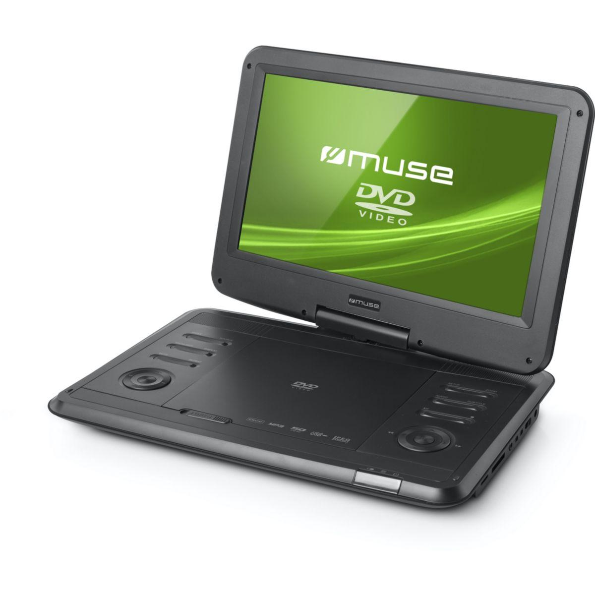Dvd portable muse m-1270 dp - 2% de remise imm�diate avec le code : fete2