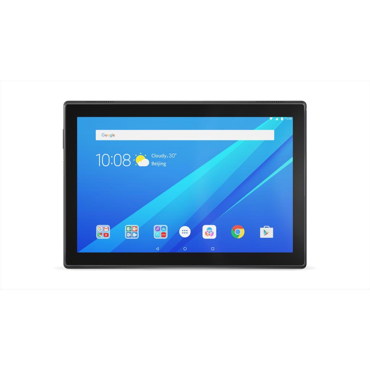 Tablette android lenovo tab4 10l 4g lte (photo)