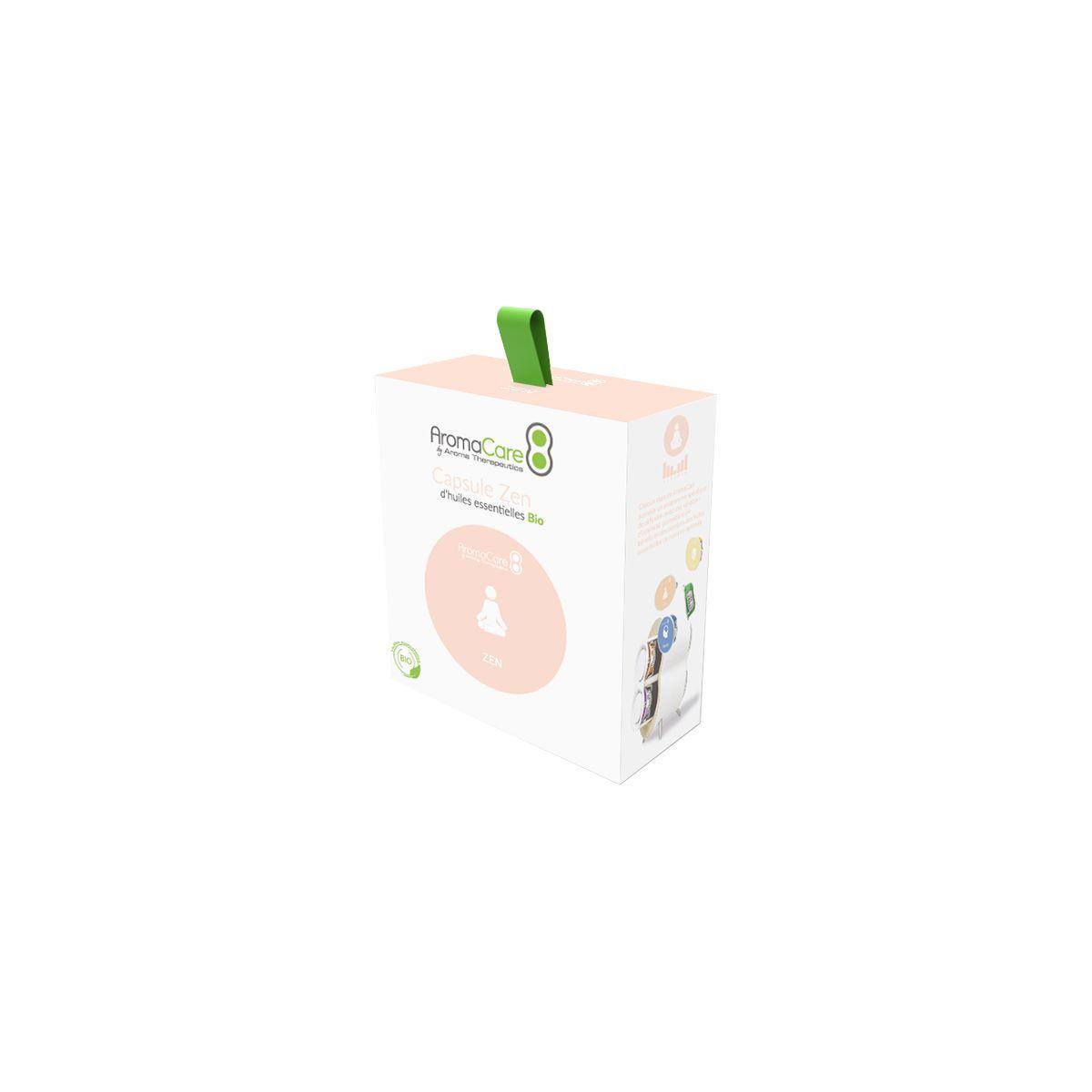 Capsule parfum aromacare calme (photo)