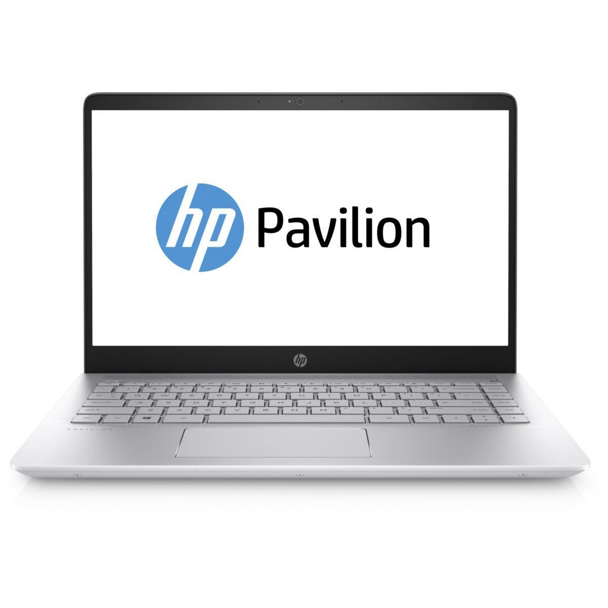 Ordinateur portable hp pavilion 14-bf008nf - livraison offerte : code liv (photo)