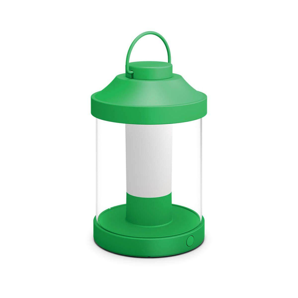 Lanterne philips portable abelia - vert menthe - 10% de remise imm�diate avec le code : school10 (photo)