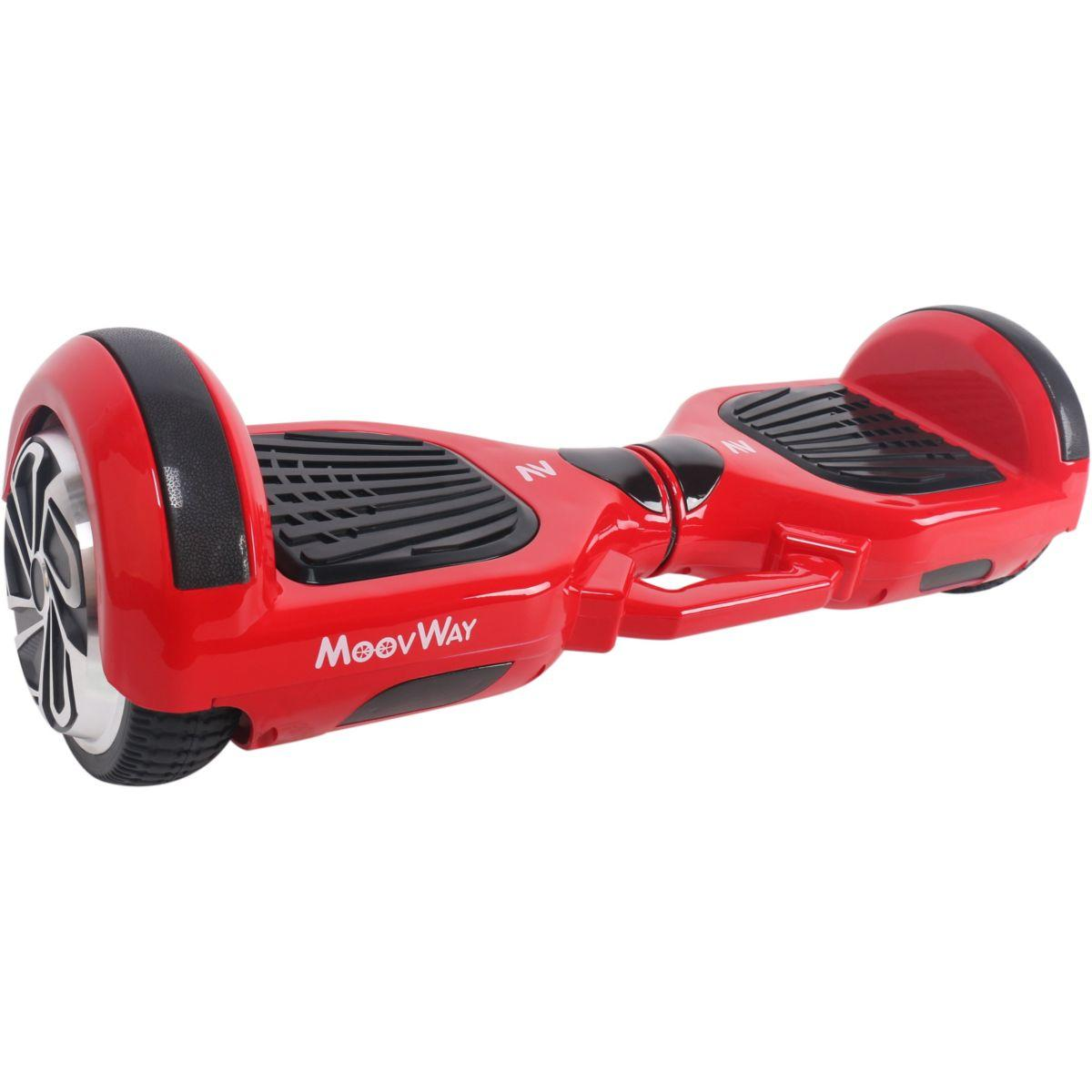 Hoverboard moovway m3 rouge (photo)