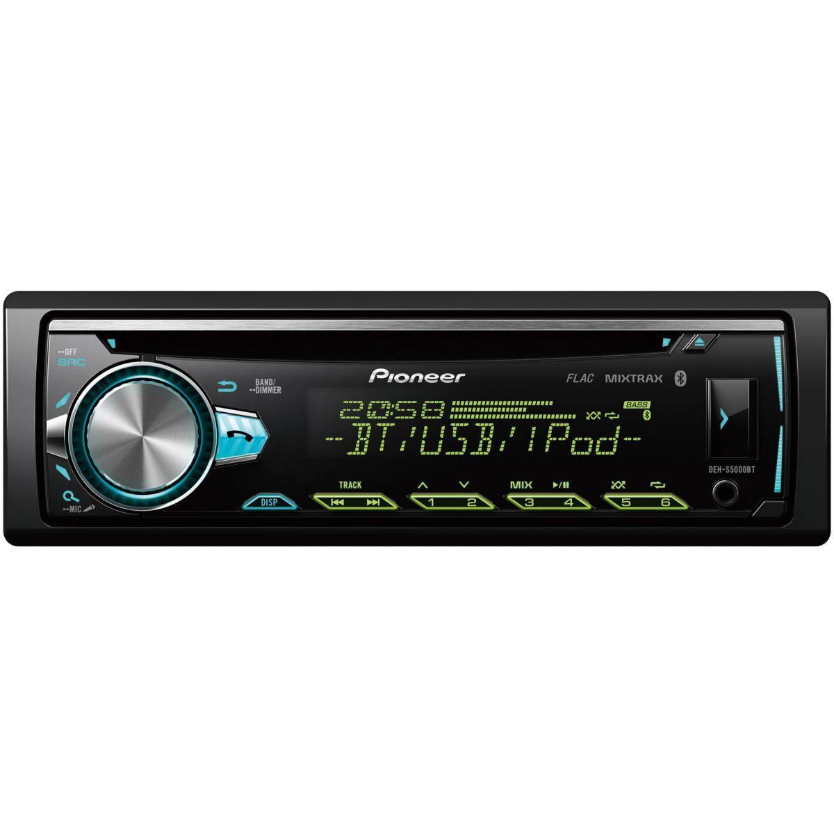 Auto-radio pioneer mixtrax cd usb ipod b - livraison offerte : code livprem