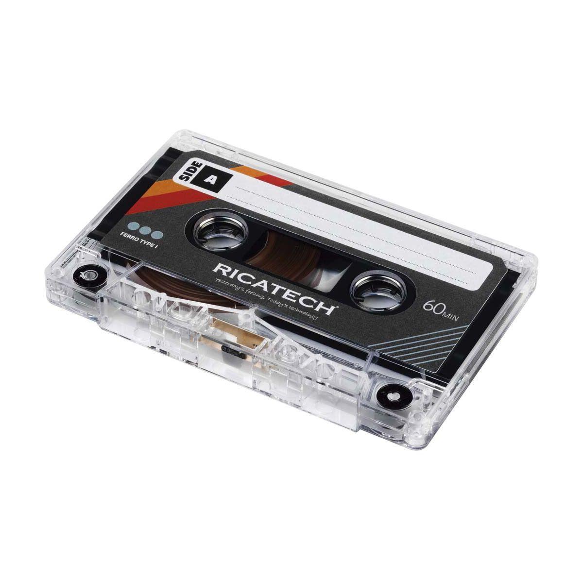 Cassette ricatech ct60 audio (photo)