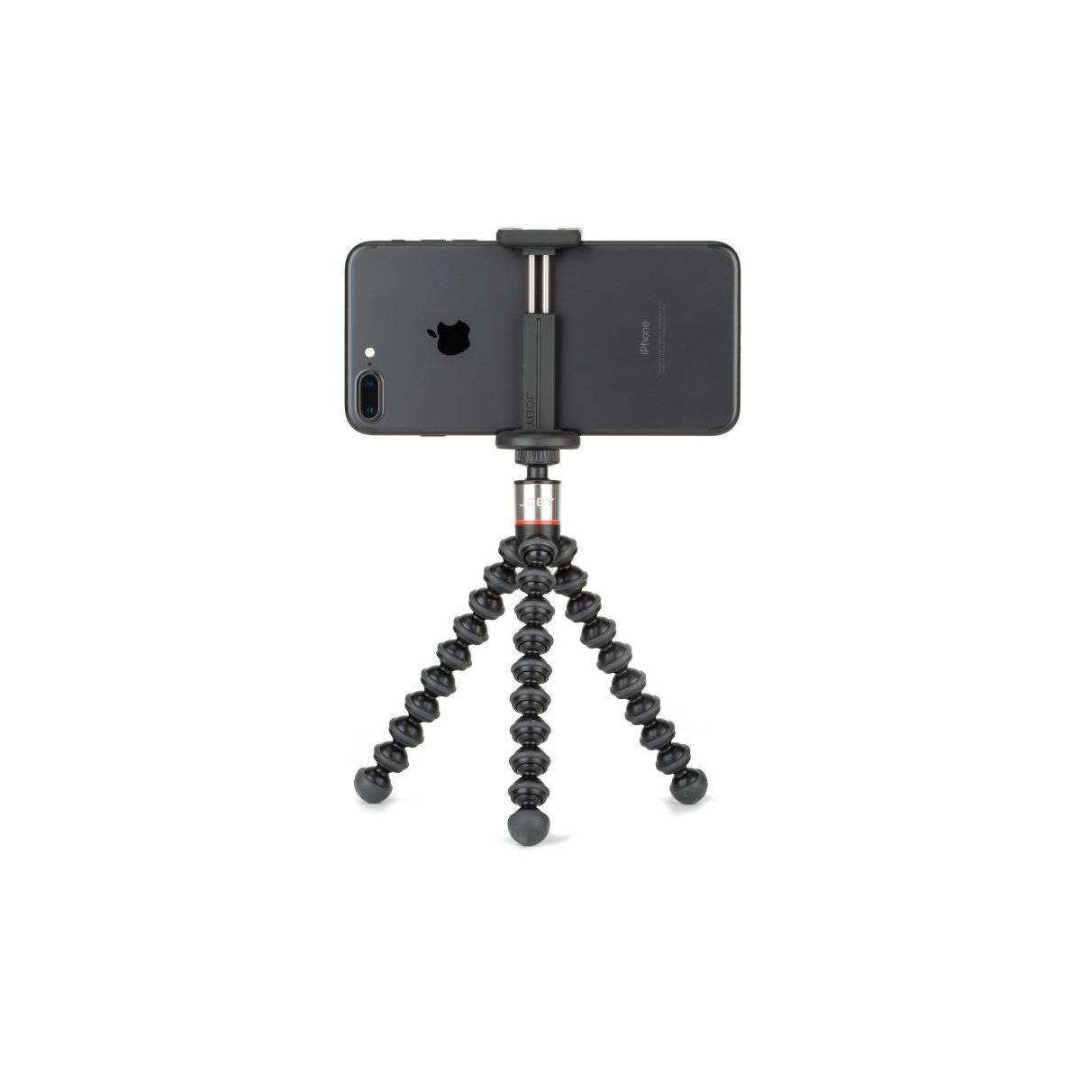 Support smartphone joby griptight one stand noir - livraison offerte : code liv (photo)