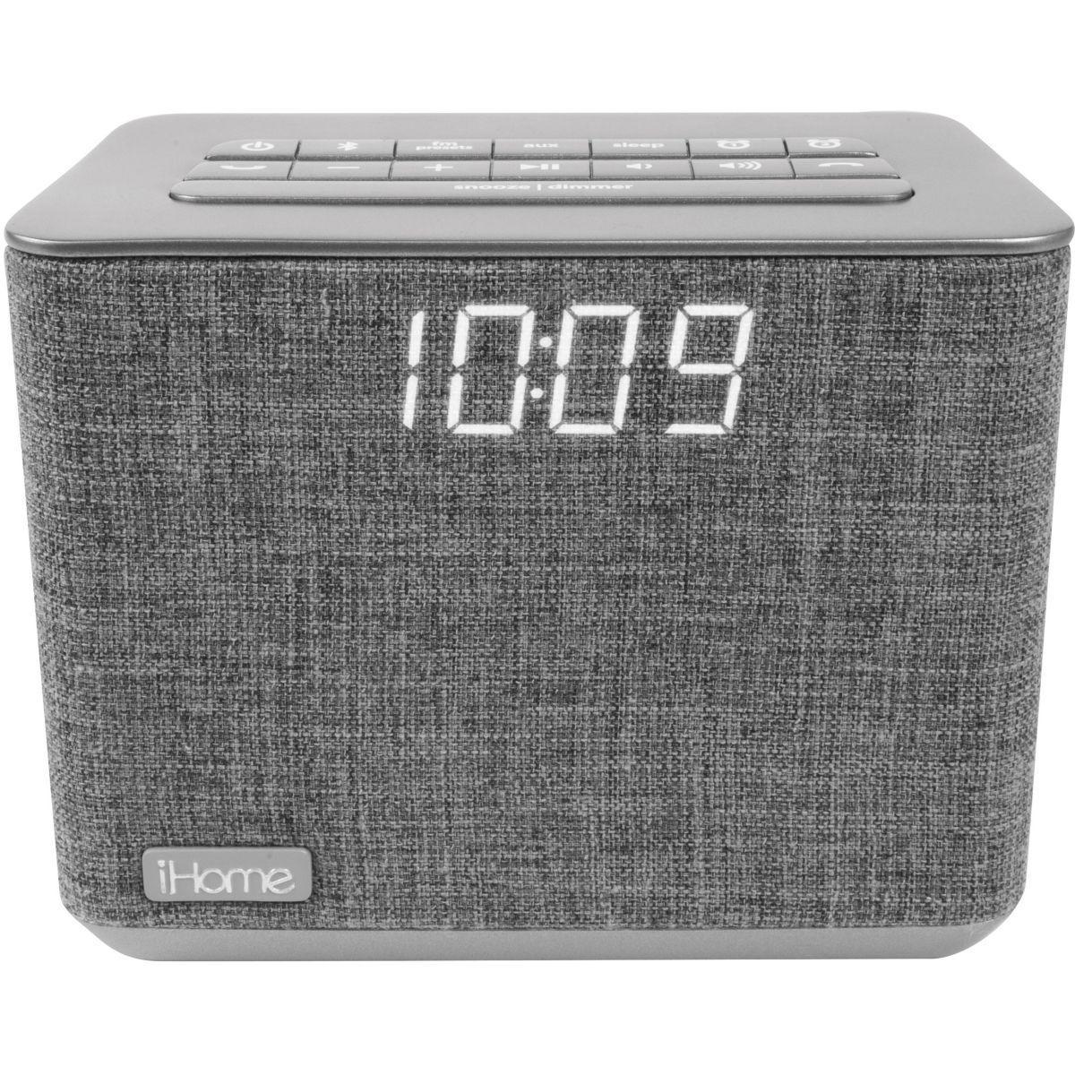 Radio r�veil ihome ibt232 - livraison offerte : code premium