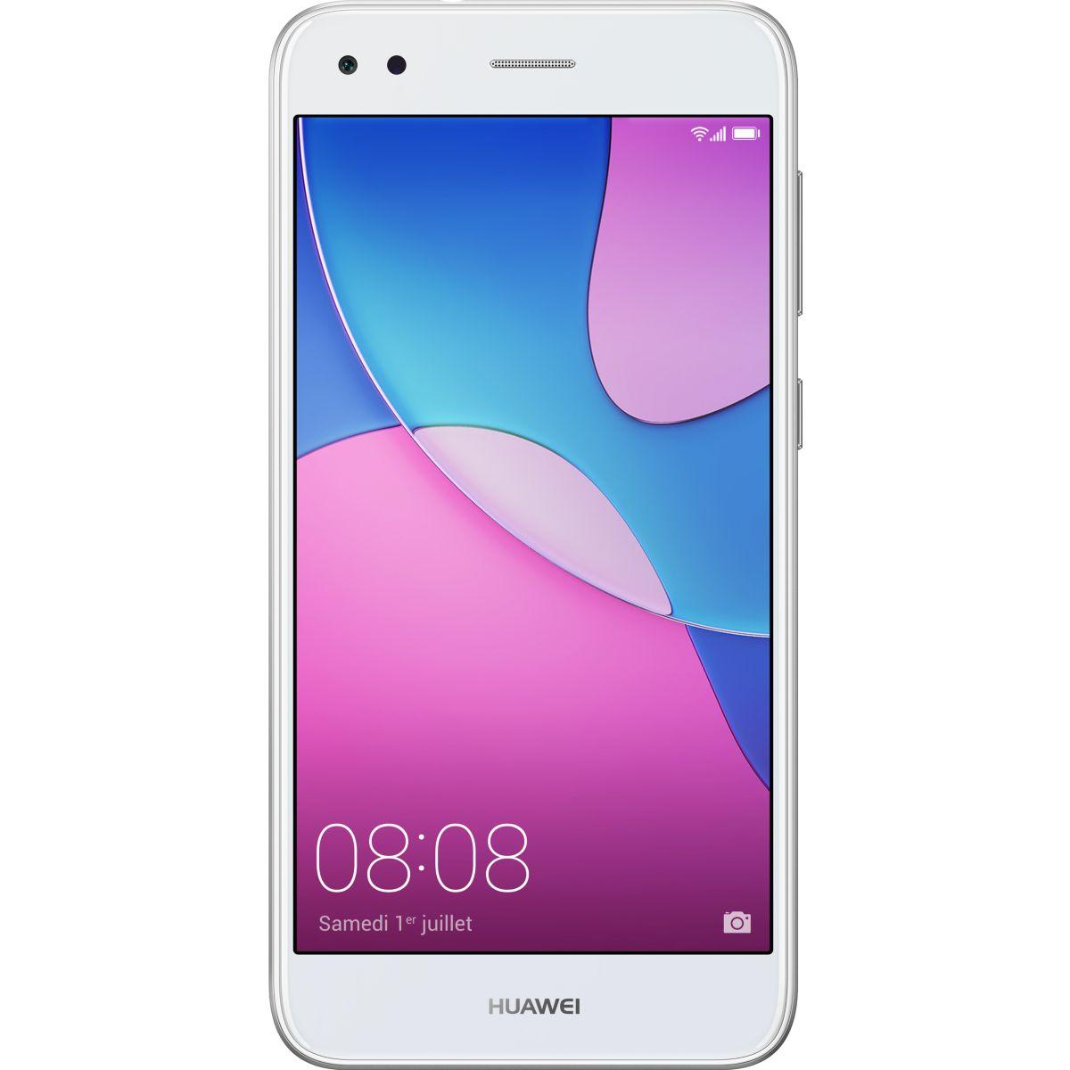 Smartphone huawei y6 pro silver blanc - 2% de remise imm�diate avec le code : green2