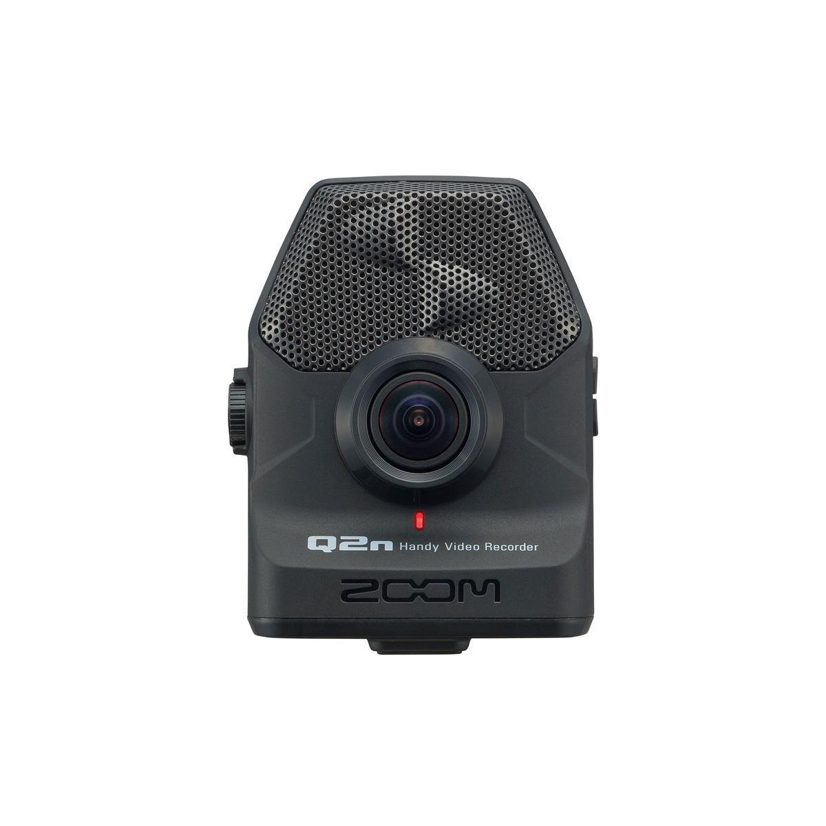Dictaphone zoom q2n audio & vid�o full hd - 5% de remise imm�diate avec le code : school5 (photo)