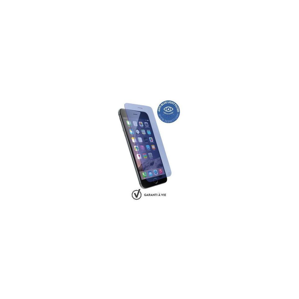 Protège écran force glass iphone 7 verre - livraison offerte avec le code nouveaute