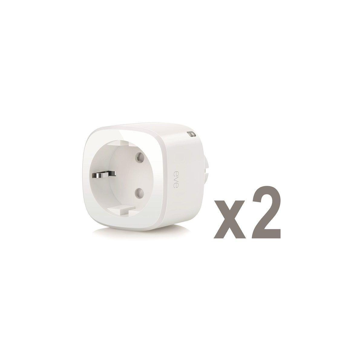 Prise connect�e elgato pack de 2 prises connet�es - 7% de remise imm�diate avec le code : school7 (photo)