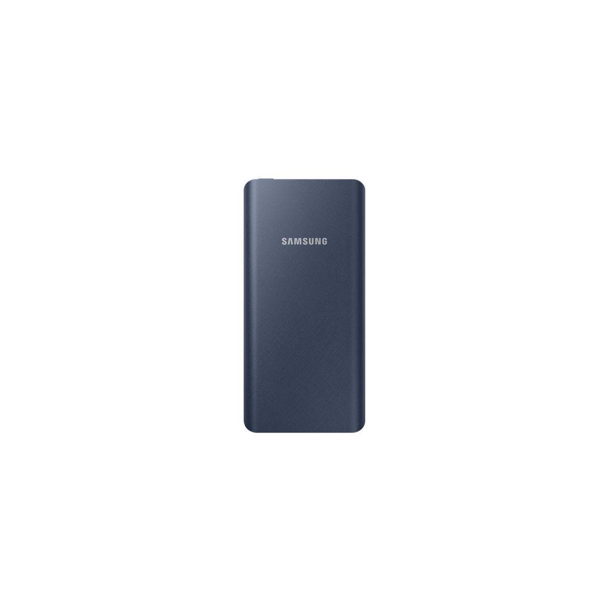 Batterie externe samsung 10000 mah - bleu - livraison offerte : code premium (photo)