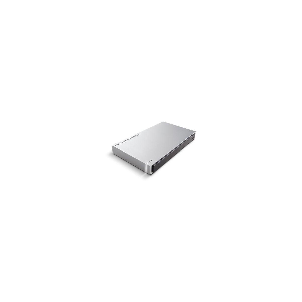 Disque lacie 2,5''2to porsche design usb - 2% de remise immédiate avec le code : cool2