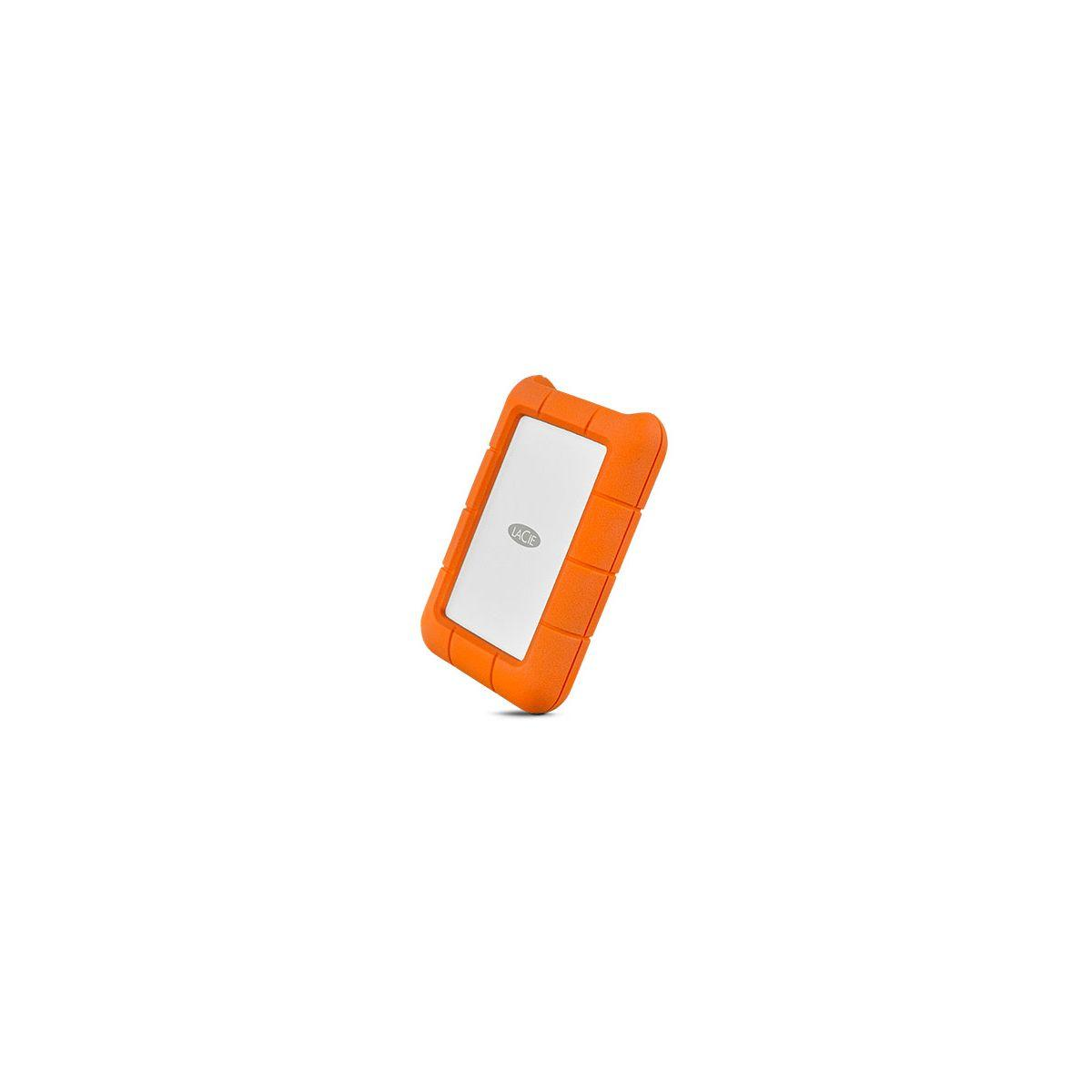 Disque dur externe lacie 2.5'' 4 to rugged mini usb3...
