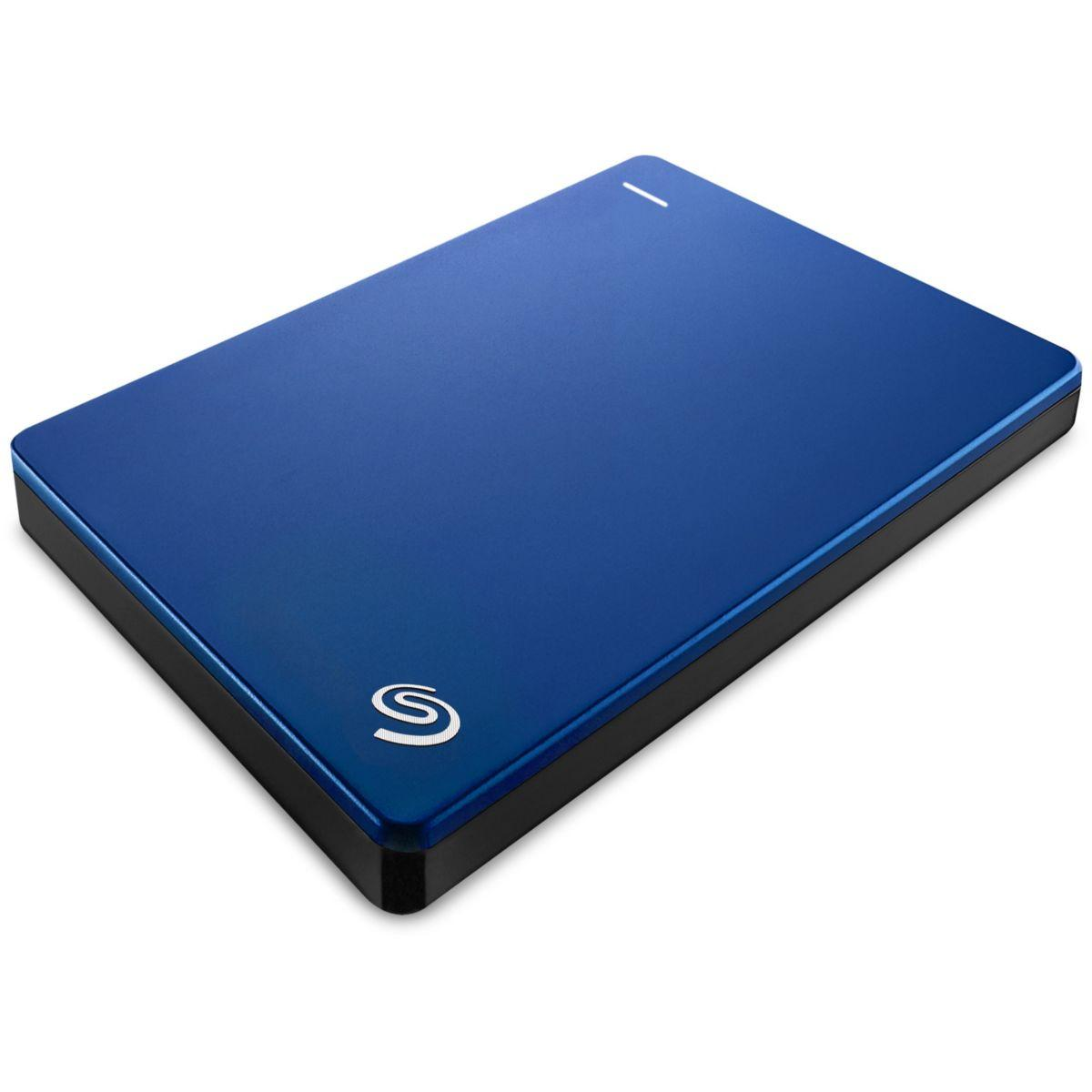 Disque dur externe seagate 2.5'' 1to back up plus sl...