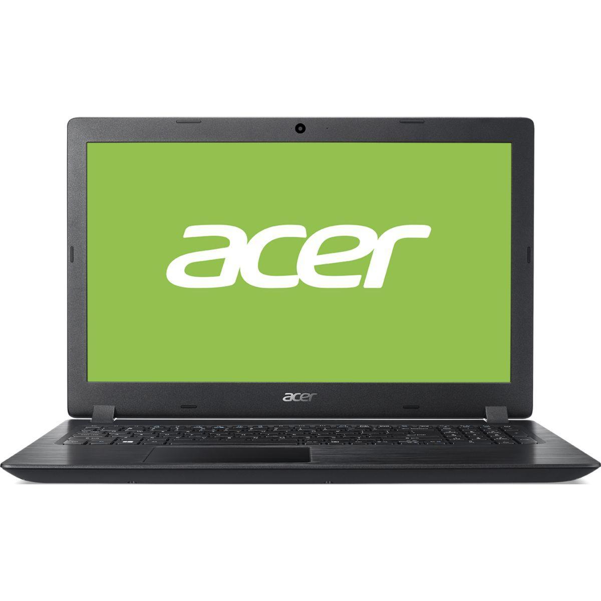 Portable acer aspire a315-51-306u - 5% de remise immédiate avec le code : cool5 (photo)