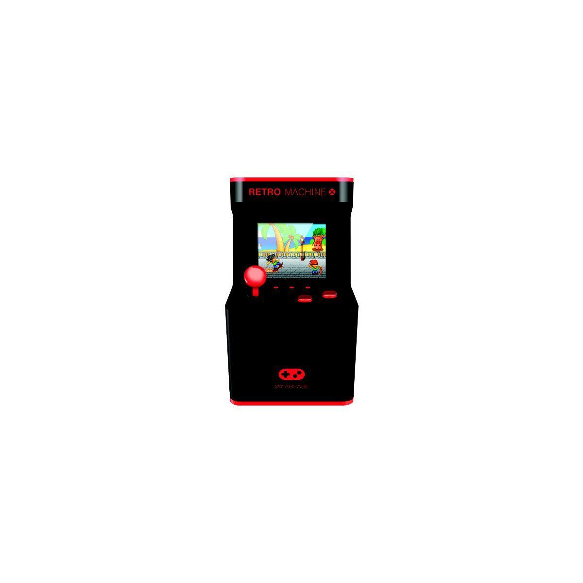 Console r�tro my arcade mini arcade r�tro + 300 jeux int�gr�s (photo)