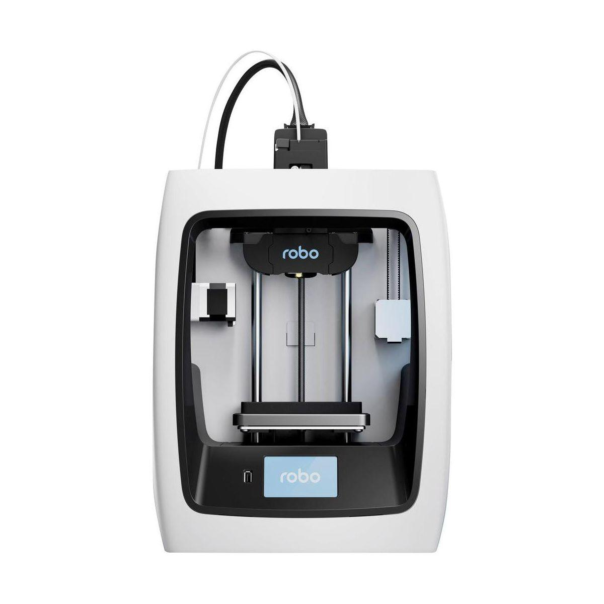 Imprimante 3d robo c2 - 10% de remise imm�diate avec le code : fete10