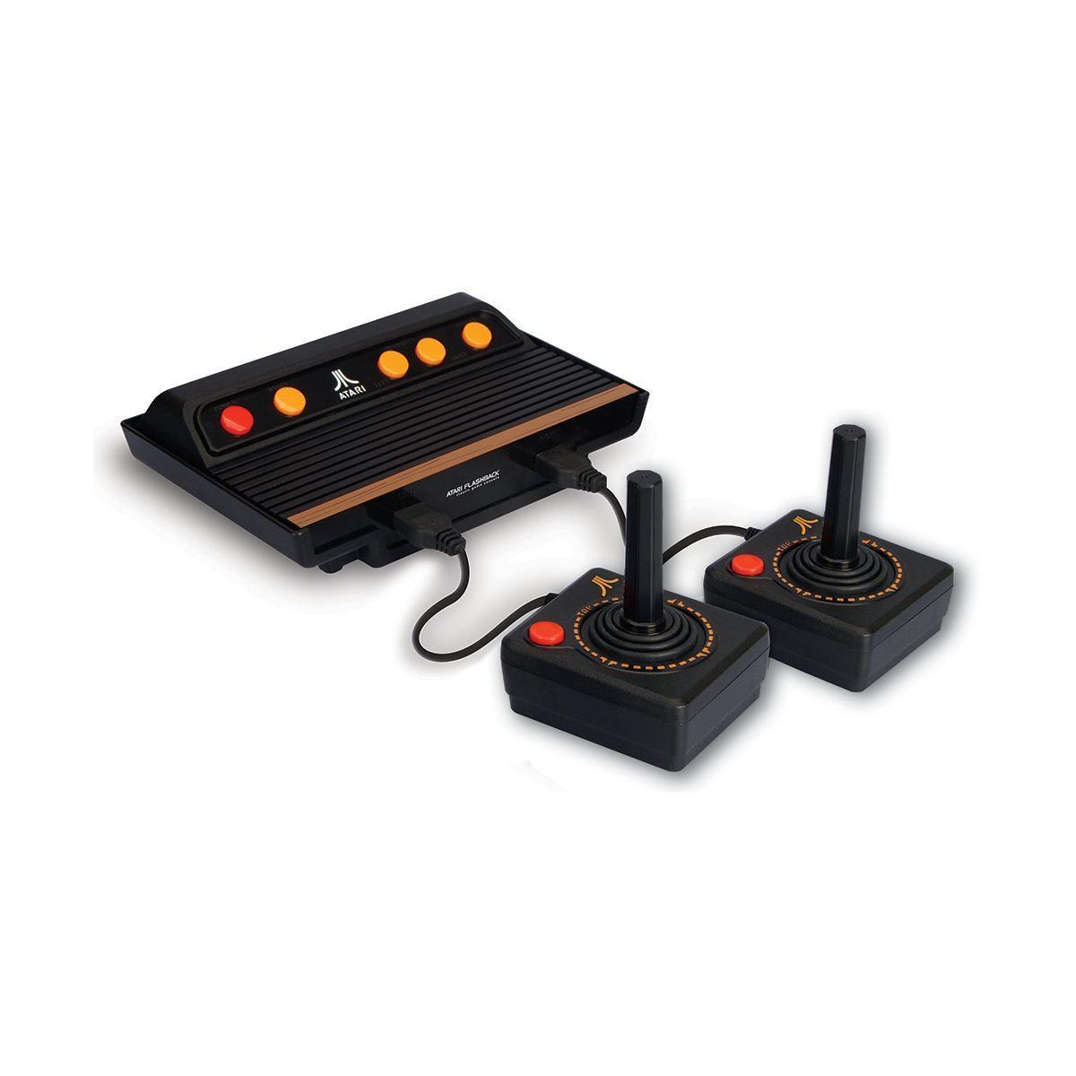 Console r�tro e-concept atari flashback 8 classic 105 jeux (photo)