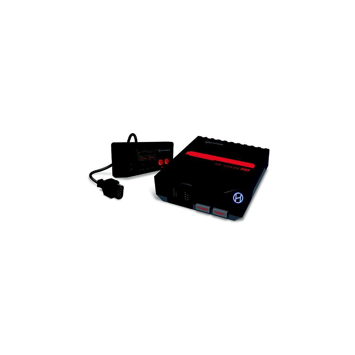 Console r�tro hyperkin retron 5 hd noire - 2% de remise imm�diate avec le code : school2 (photo)