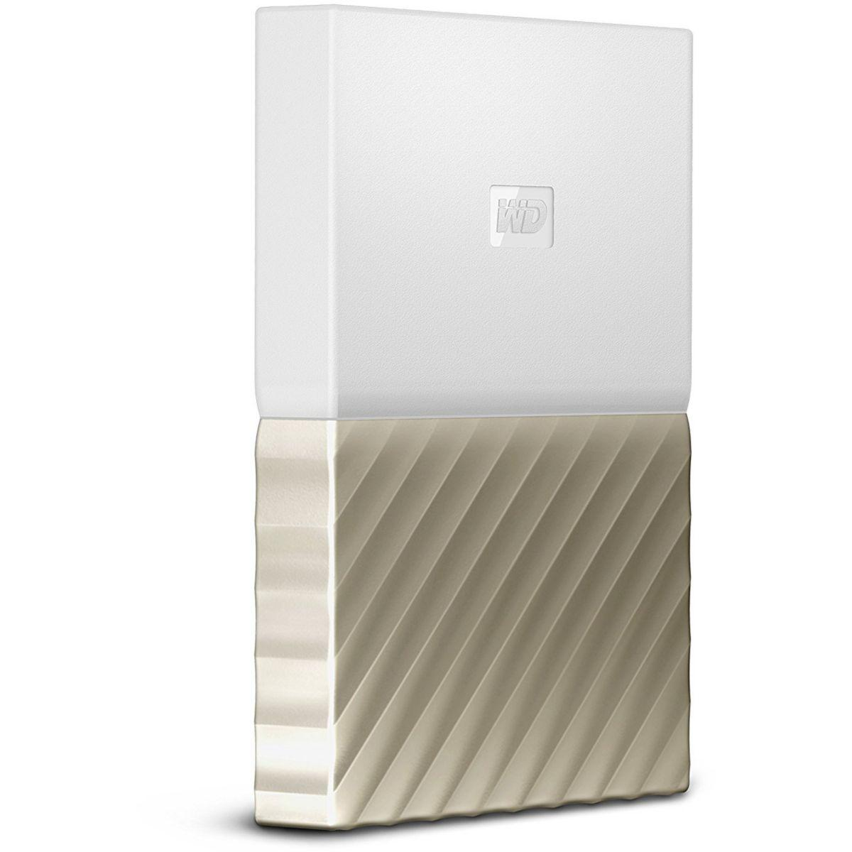 Disque dur externe western digital 2,5'' 3to my pass...