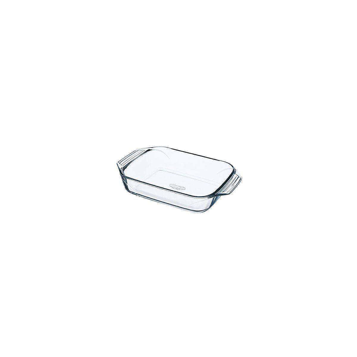 Plat � four pyrex rectangulaire 27x17 cm irresistible (photo)