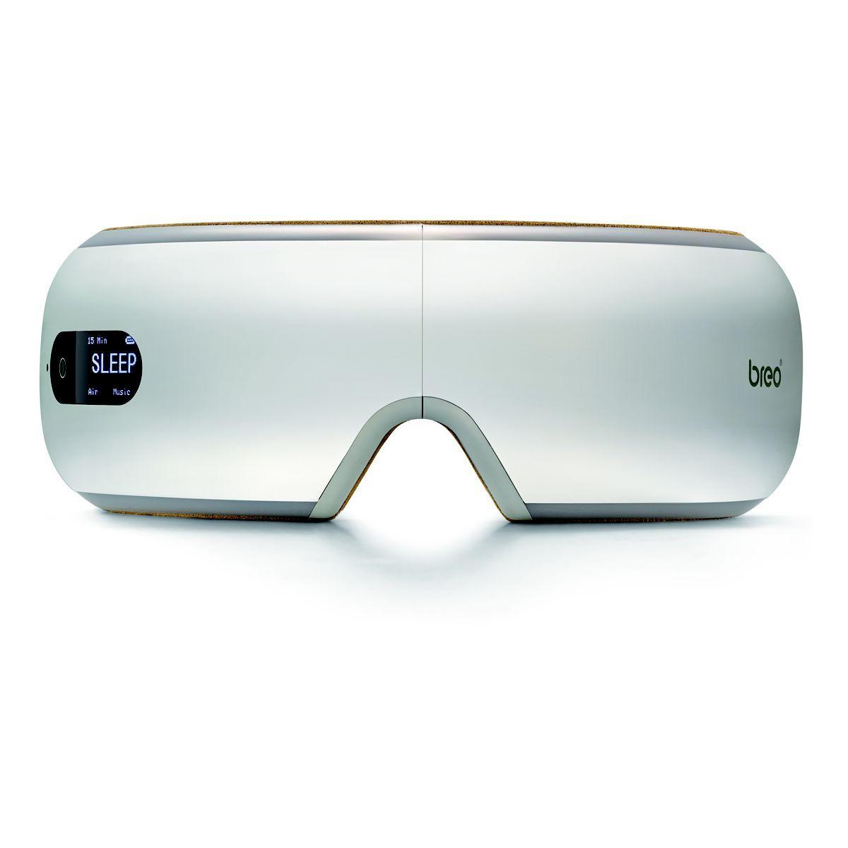 Masque de relaxation breo pour les yeux isee4 - livraison offerte : code premium (photo)