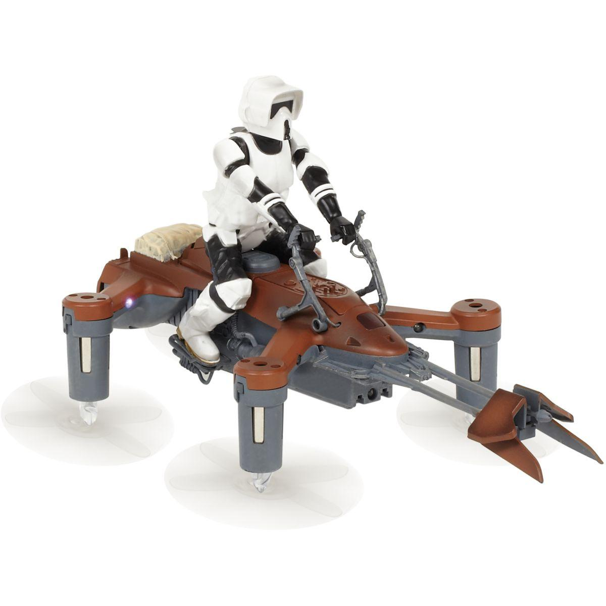 Drones proporta star wars speeder bike 7 - livraison offerte : code liv (photo)