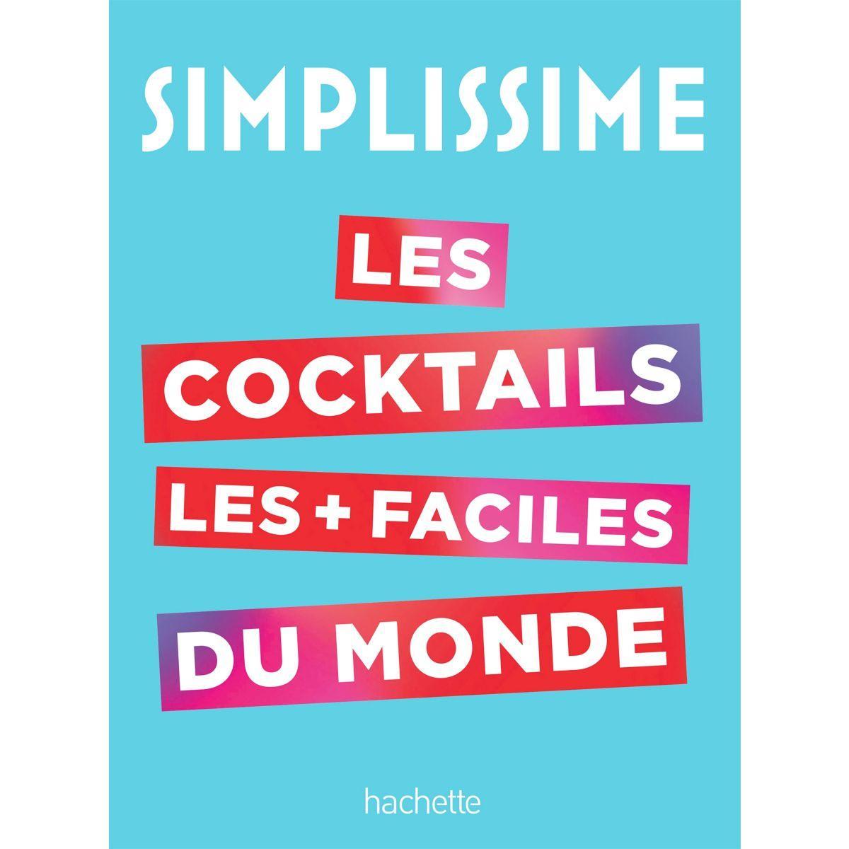 Livre de cuisine hachette simplissime les cocktails (photo)